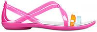 Women's Crocs Isabella Cut-Out Strappy Sandal