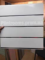 Панель ПВХ потолочная под реечный алюминиевый потолок 0.25х3м