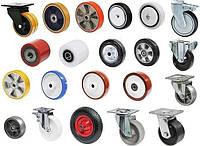 Ролик/колесо полиамид, полиуретан, резина 80х70, 70х60, 80х93, 74х70, 200х50/180х50, 160х50