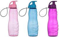 Бутылка спортивная Herevin Tiger Mix 750мл с петлей для переноса, фото 1