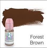 Пигмент для татуажа Perma Blend Forest Brown 15 мл (1/2 Oz), фото 2