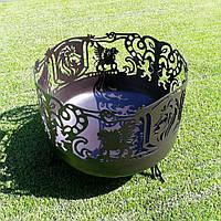 Очаг-чаша Лев, фото 1