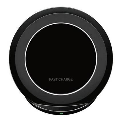 Беспроводное зарядное устройство ZETT  S7 Fast Charge black