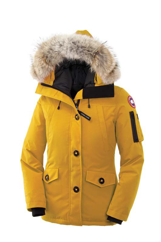 Canada Montebello Parka женский пуховик парка куртка канада гус