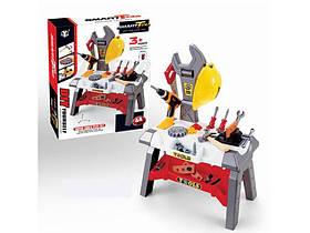 Игровой набор верстак с инструментами, с звуковыми эффектами на батарейках HC268531