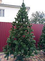Новогодняя искусственная елка Карпатская (2,5 метра), фото 1