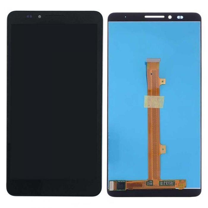 Дисплей модуль для Huawei Ascend Mate 7 MT7-L09 JAZZ-L09 зборі з тачскріном чорний