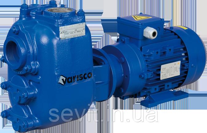 Самовсасывающий центробежный насос VARISCO (Италия) JE 4-250 T10 FT40, арт. 10054646