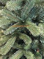 Лита штучна ялинка Карпатська зелена СМЕРЕКА, 210 см, фото 1