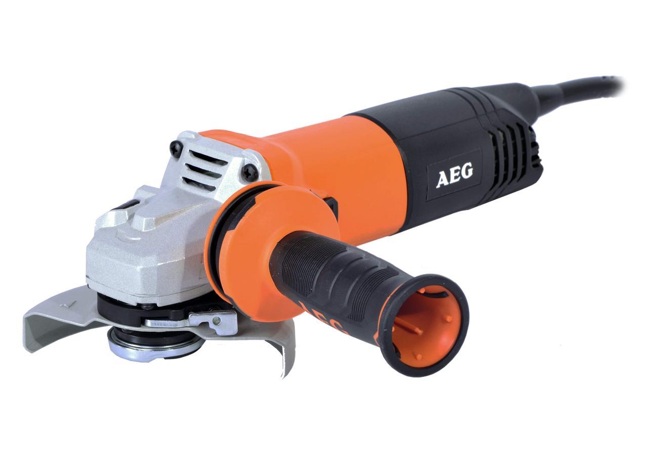 Угловая шлифовальная машина AEG WS 12-125 XE