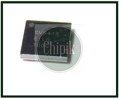 Микросхема SM5418 Контроллер заряда для Samsung T230, T231, T235