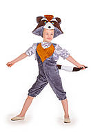 Детский карнавальный костюм Крошка-енот на рост 110-120 см, фото 1