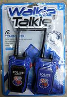 Игрушечные полицейские рации JC624-3, 2 шт в наборе