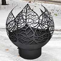 Очаг-шар Листок 900, фото 1