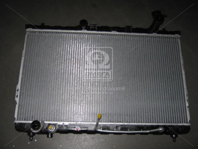 """Сделано в Голландии Радиатор охлаждения двигателя HYUNDAI Santa Fe 2.4 i * Aut. 08/00- """"AVA"""""""