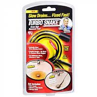 Обладнання для чищення раковини,умивальника Turbo snake