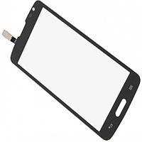 Сенсорный экран для смартфона LG p715 Optimus L7 II P715, тачскрин черный