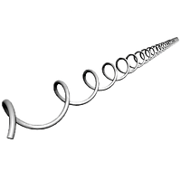 Спираль для Габиона Оцинкованная, фото 1