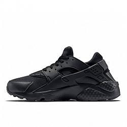 Кроссовки Nike Air Huarache Black Черные женские