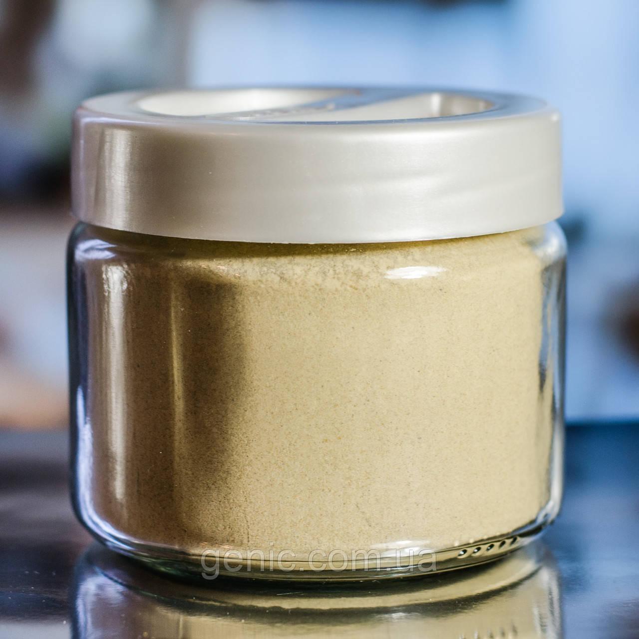 Имбирь молотый 120 грамм (баночка с ложкой)