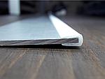 Окантовочный 11х14мм, толщина 8 мм . Цвет белый 2мп
