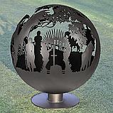 Очаг-шар Игры престола 900, фото 2