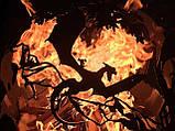 Очаг-шар Игры престола 900, фото 4