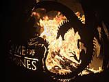 Очаг-шар Игры престола 900, фото 6