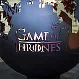 Очаг-шар Игры престола 900, фото 7