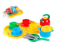 Набор посудки Маринка 7 Технок R179621