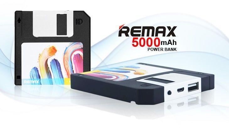 Внешний аккумулятор Power Bank Remax RPP-17 5000mAh