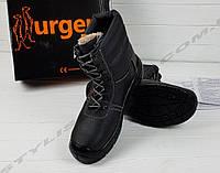 Спец обувь, Берцы, ботинки с мехом, Высокие Urgent Польша! Утепленная обувь, зима!