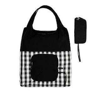 Сумка шоппер MaxiAnni 40x60 см Black