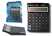 Калькулятор 12-разрядный BS-0222 Brilliant