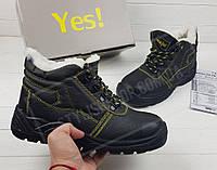 Ботинки зимние REIS Польша (спец обувь, рабочая, утепленная) на меху.