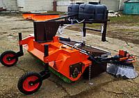 Щетка коммунальная на трактор с трехточечной навеской МТЗ