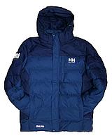 Мужская зимняя стеганая куртка HeelyHansen,р.L(46-48),xxxl(52-54).