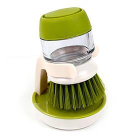 Щётка для мытья Jesopb с дозатором для жидкого мыла R138190
