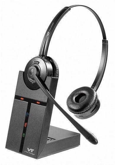 Беспроводная DECT гарнитура для офиса VT9000-D