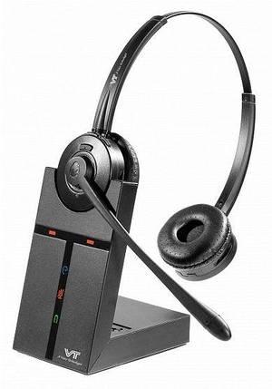 Бездротова DECT гарнітура для офісу VT9000-D, фото 2