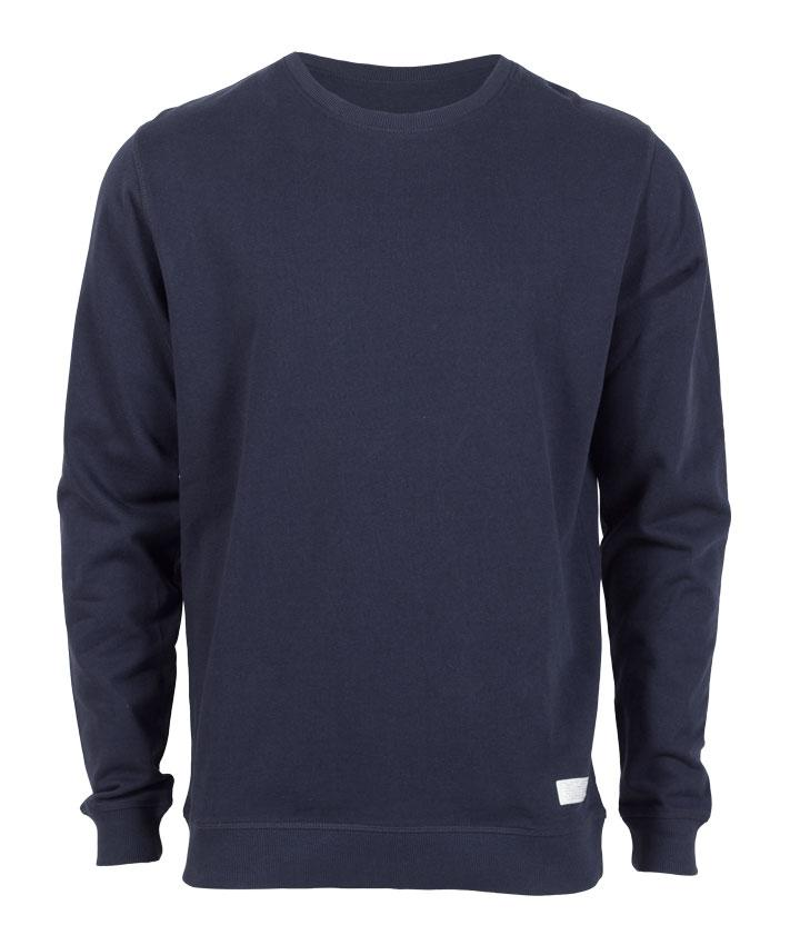 Мужской свитшот темно синий  DND (Дания) в размере XL 52/54