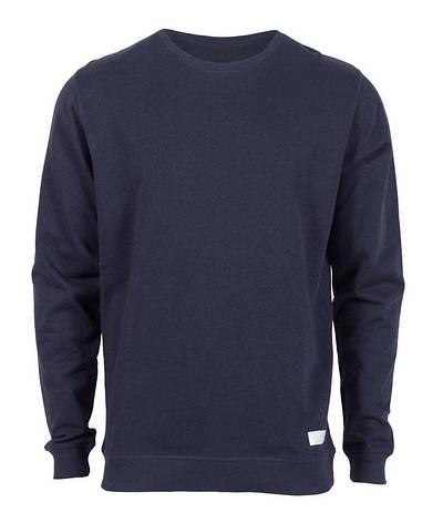 Мужской свитшот темно синий  DND (Дания) в размере XL 52/54, фото 2