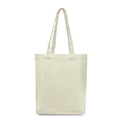 """Эко-сумка из хлопка (36х7х38 см.), 260 г/м2 ТМ """"Эко-Торба"""", шоппер, сумка для покупок"""
