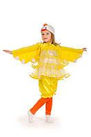 Детский карнавальный костюм Цыпочка на рост 100-110 см, фото 1