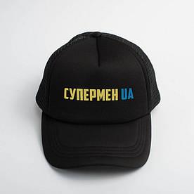 """Кепка """"Супермен UA"""""""