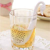 Сито для заварки чая Лебедь