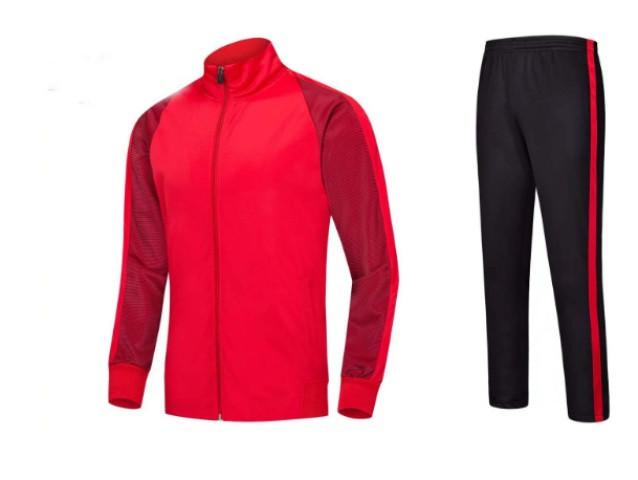 Спортивный костюм Arsenal (красный / черный)