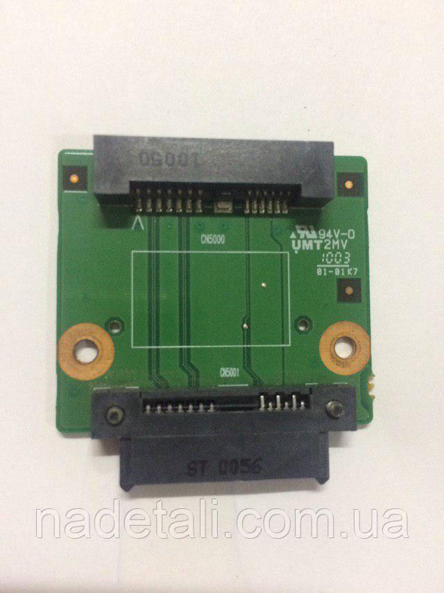 Переходник DVD  HP Compaq 615  6050A2259801-0DD-A03