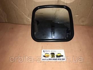DK-8207 Зеркало боковое ГАЗ 180х180 сферическое