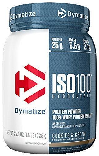 Dymatize Nutrition  ISO 100 - 0,7 кг - ваниль, фото 1